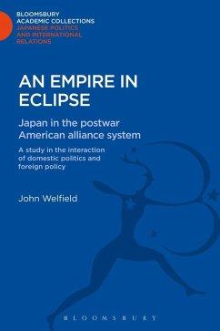 An Empire in Eclipse (eBook, PDF) - Welfield, John