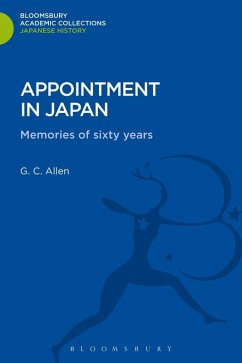 Appointment in Japan (eBook, PDF) - Allen, George Cyril
