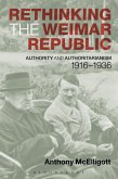 Rethinking the Weimar Republic (eBook, PDF)