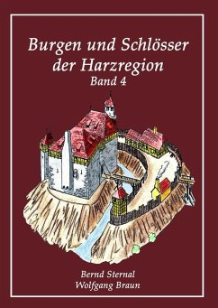 Burgen und Schlösser der Harzregion (eBook, ePUB)