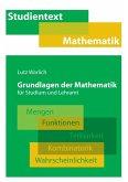 Grundlagen der Mathematik für Studium und Lehramt (eBook, ePUB)