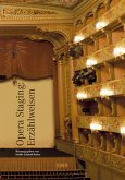 Opera Staging: Erzählweisen