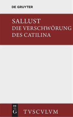 Die Verschwörung des Catilina - Sallust