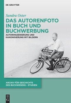 Das Autorenfoto in Buch und Buchwerbung - Oster, Sandra