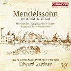 Sinfonien Vol.1-Hebriden-Ouvertüre/Sinfonie Nr.