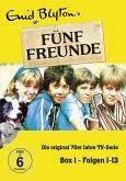 Enid Blyton: Fünf Freunde - Box 1 DVD-Box