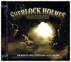Sherlock Holmes Phantastik - Im Reich des C'Thulhu, 2 Audio-CDs