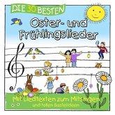Die 30 besten Oster- und Frühlingslieder, 1 Audio-CD