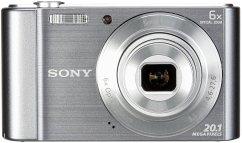 Sony DSC-W810S silber