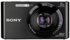 Sony DSC-W830B schwarz