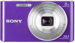Sony DSC-W830V violett