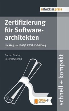 Zertifizierung für Softwarearchitekten