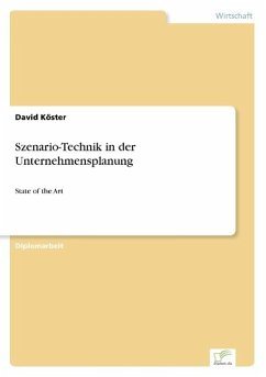 Szenario-Technik in der Unternehmensplanung