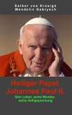 Heiliger Papst Johannes Paul II.