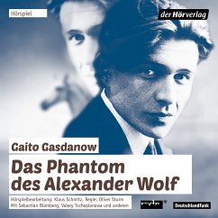 Das Phantom des Alexander Wolf (MP3-Download) - Gasdanow, Gaito