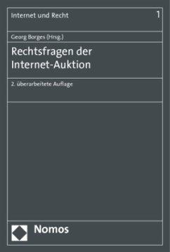 Rechtsfragen der Internet-Auktion