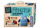 Monster nähen, Bastelbox