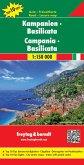 Freytag & Berndt Autokarte Kampanien, Basilicata; Campania, Basilicata