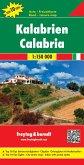Freytag & Berndt Autokarte Kalabrien; Calabria