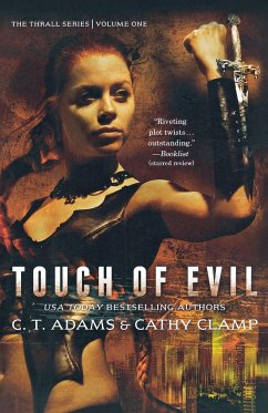 TOUCH OF EVIL - Adams, C. T.