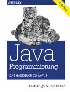 Java-Programmierung - Krüger, Guido; Hansen, Heiko