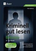 Kriminell gut lesen Englisch 8-10