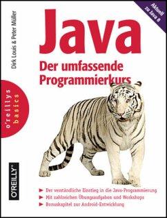 Java - Der umfassende Programmierkurs - Louis, Dirk; Müller, Peter
