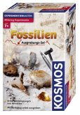 Kosmos 630461 - Fossilien Ausgrabungs-Set, Mitbring-Experimente