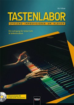 Tastenlabor, m. CD-ROM - Führe, Uli