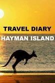 Travel Diary Hayman Island