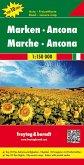 Freytag & Berndt Autokarte Marken, Ancona; Marche, Ancona
