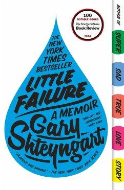 Little Failure - Shteyngart, Gary