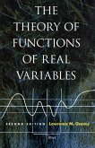 The Theory of Functions of Real Variables (eBook, ePUB)