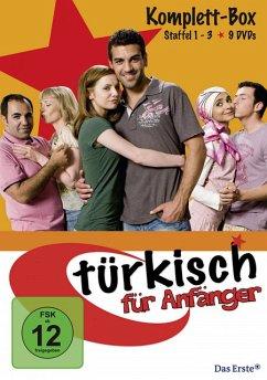 Türkisch für Anfänger - Komplettbox, Staffel 1,...