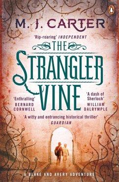 The Strangler Vine (eBook, ePUB) - Carter, M. J.