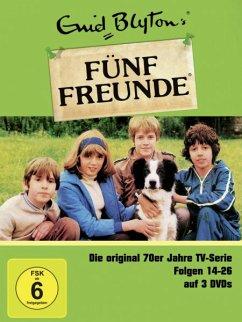Enid Blyton: Fünf Freunde - Box 2 DVD-Box