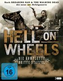 Hell on Wheels - Die komplette dritte Staffel (3 Discs)