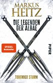 Tobender Sturm / Die Legenden der Albae Bd.4 (eBook, ePUB)