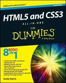 HTML5 and CSS3 All-in-One For Dummies (eBook, PDF)