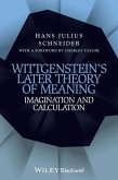 Wittgenstein's Later Theory of Meaning (eBook, ePUB)