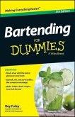 Bartending For Dummies (eBook, PDF)
