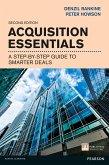Acquisition Essentials PDF (eBook, PDF)