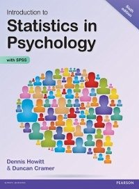 Introduction to Statistics in Psychology (eBook...