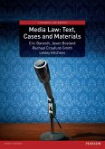 Media Law: Text, Cases and Materials (eBook, PDF)