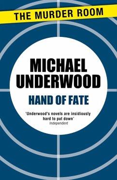 Hand of Fate (eBook, ePUB) - Underwood, Michael
