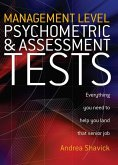 Management Level Psychometric and Assessment Tests (eBook, ePUB)