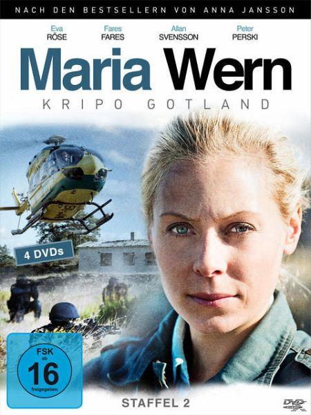 Maria Wern Kripo Gotland Episoden