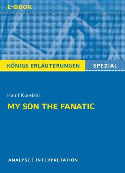 RESPONSE ESSAY- 'My Son The Fanatic'