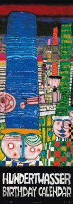 Hundertwasser Birthday Calendar - Hundertwasser, Friedensreich