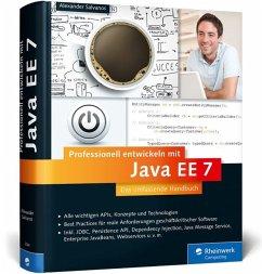 Professionell entwickeln mit Java EE7 - Salvanos, Alexander